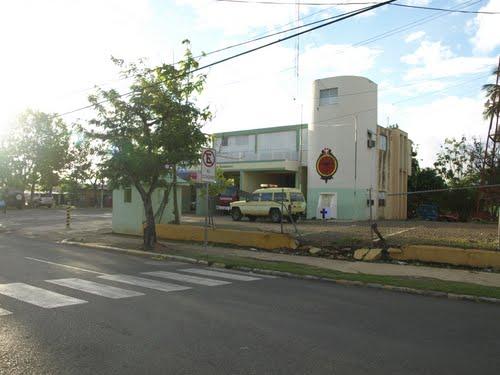 CUERPO DE BOMBEROS SEIBANO