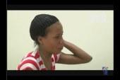 VIDEO – Niña de 9 años atropellada por patrulla policial (RD)