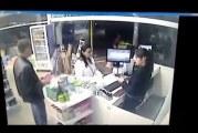 VIDEO – Delincuente cae abatido en un intento de atraco