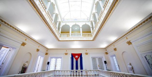 La nueva embajada de Cuba en EEUU por dentro: un siglo de intrigas políticas