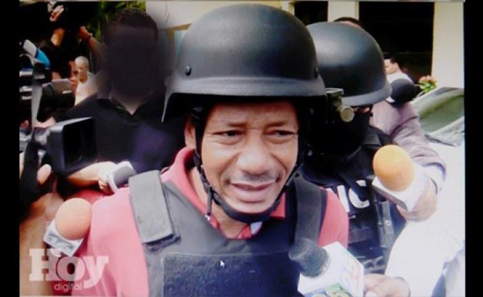 """DNCD captura a """"Darío Gasolina"""" el narcotraficante más buscado en la zona Este"""