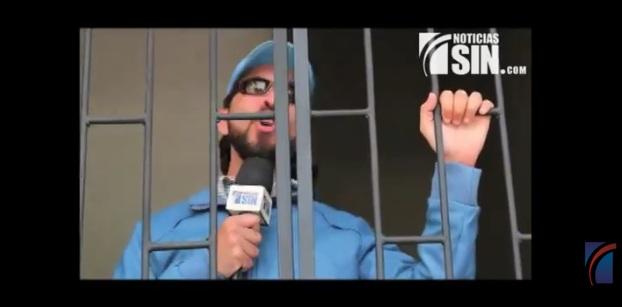 """VIDEO – Trompoloco: Habla sobre fuga de """"El Chapo"""" Guzmán, pero al estilo dominicano"""