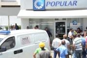 Banco Popular informa ha ayudado a familia de seguridad muerto en asalto