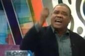 Aridio Castillo queda fuera del Show del Mediodía