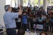 """Sequía que afecta a RD """"es otra demostración incapacidad del gobierno de Danilo"""", dice Abinader"""