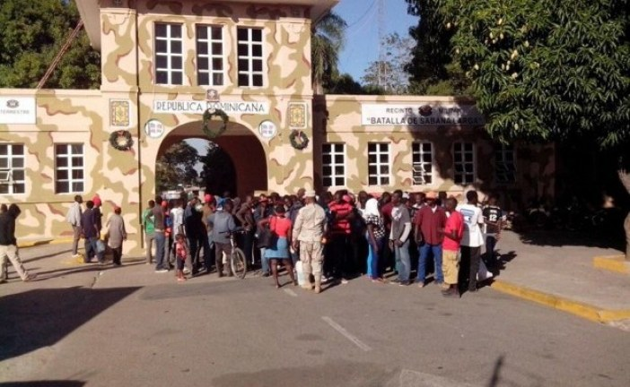 Haití devuelve a RD haitianos no lograron acogerse al Plan Nacional Regularización