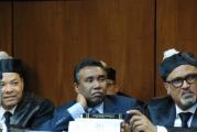 Aplazan para el 22 septiembre causa Félix Bautista por empate en votaciones