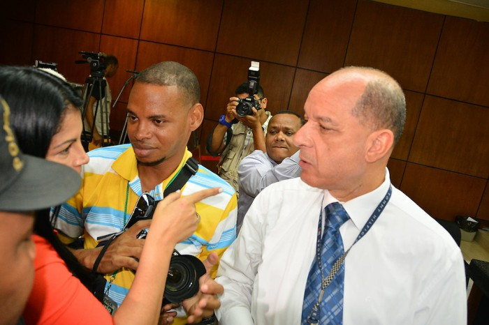 """Franklin Guerrero: """"Temo por mi vida, que se investigue a la ex esposa de Félix Bautista"""""""