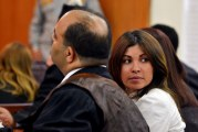 Sobeida Félix pide extinción de antecedentes penales