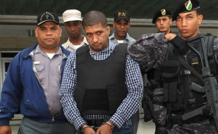 Condenado por narcotráfico Toño Leña ya está en RD; llegó antes de lo previsto