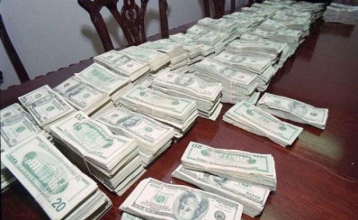 DNCD informa que decomisó US$200, 900.00 a dos hombres en avenida Sarasota