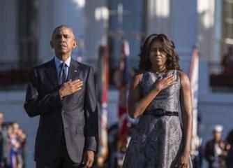 Recuerdan con un minuto de silencio aniversario de atentados del 11S