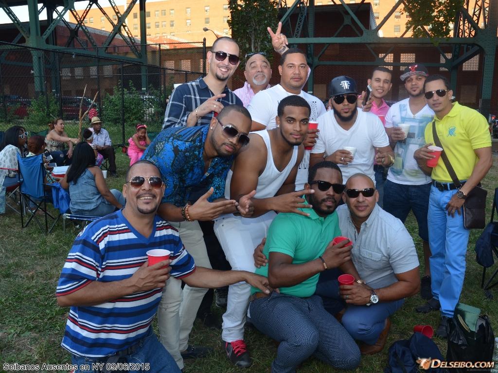 Galeria de fotos SEIBANOS AUSENTES EN NY 2015