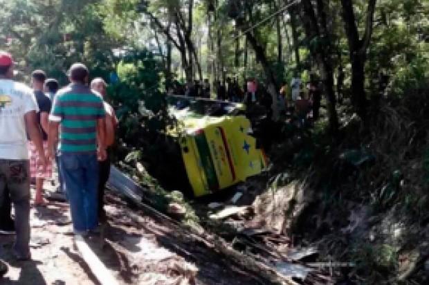 AMET confirma son 35 los que resultaron heridos en accidente guagua Caribe Tours