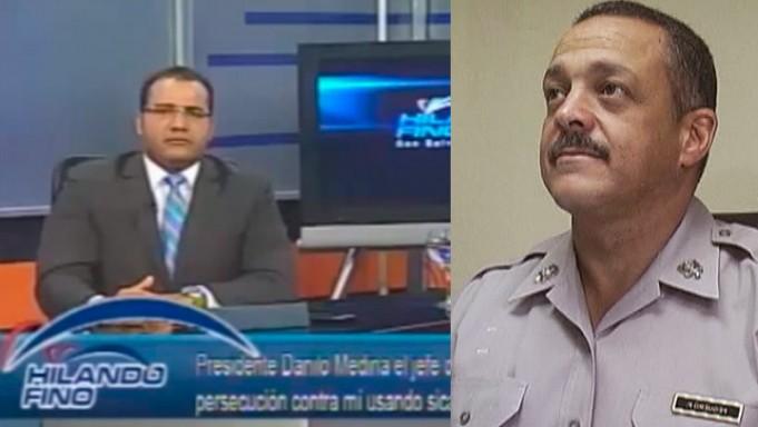 VIDEO – El Jefe De La Policía Nacional Manda Sicarios Para matar A Salvador Holguín