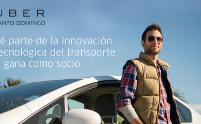 Uber llega a Santo Domingo