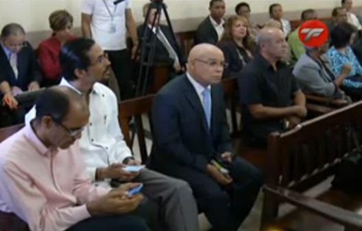 Reenvian para el 10 de febrero juicio contra Marino Zapete y otros