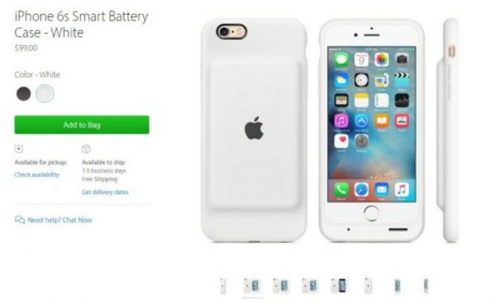"""La """"solución"""" de US$99 de Apple para los problemas de batería del iPhone"""