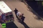 VIDEO – Primeras imágenes de la masacre en San Bernardino: 14 muertos y 17 heridos