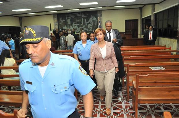 Envían a la cárcel Najayo jueza Awilda Reyes y ex magistrado Arias