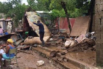 Piden declarar El Seibo en emergencia tras paso huracán María