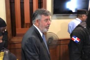 Díaz Rúa revela RD$35 mil MM en cuenta no eran de él, sino del PLD