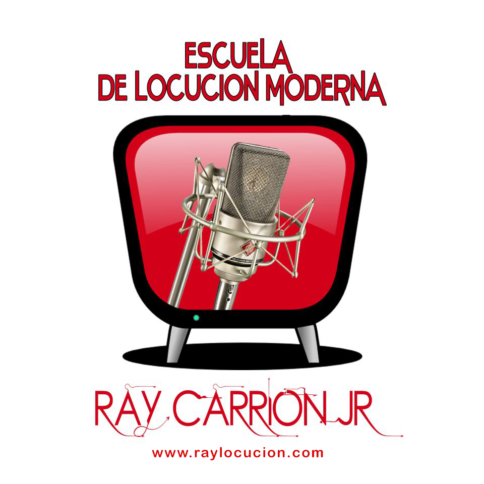 ESCUELA DE LOCUCION RAY CARRION JR