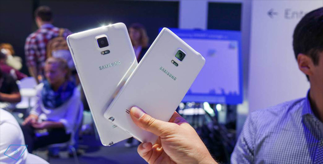 Samsung Galaxy Note 5 confirmada con 4 GB de RAM