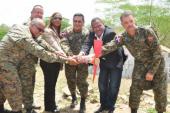 EL SEIBO: Ejército inicia construcción destacamento