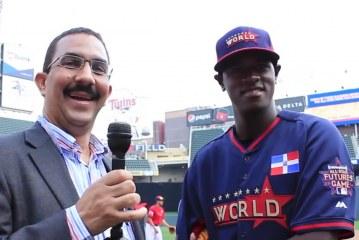 "VIDEO – Entrevista a Luis Severino por Juan Jose Rodriguez ""All Star Game 2014"""