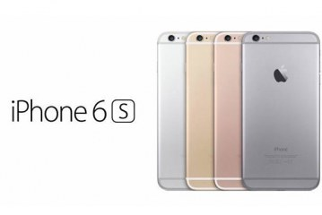 Apple lanza el iPhone 6S