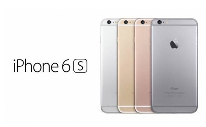 Apple lanza el iPhone 6S