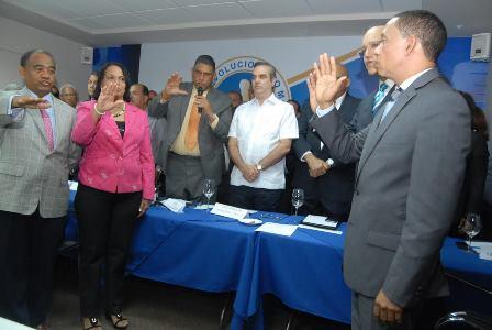 Abinader dice pacto Danilo-Miguel es continuidad negocio recursos Estado