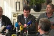Pilotos franceses habrían escapado por barco; operación fue dirigida desde París