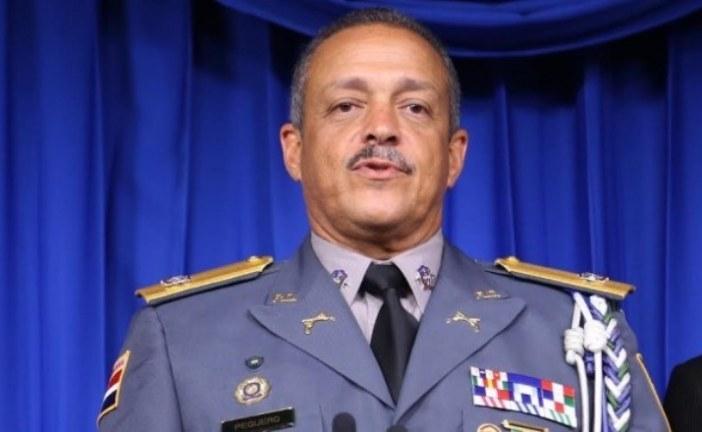 General Peguero Paredes anuncia Policía dará detalles sobre asesinatos regidores de Hato Mayor