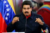 """CARACAS: Maduro advierte si oposición quiere revocarlo, irá al """"combate"""""""