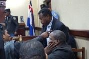 Blas Peralta niega matara a Febrillet; le dictan un año prisión junto a otros tres acusados