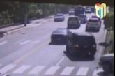 Video que muestra la persecusión de Blas Peralta a Mateo Aquino Febrillet
